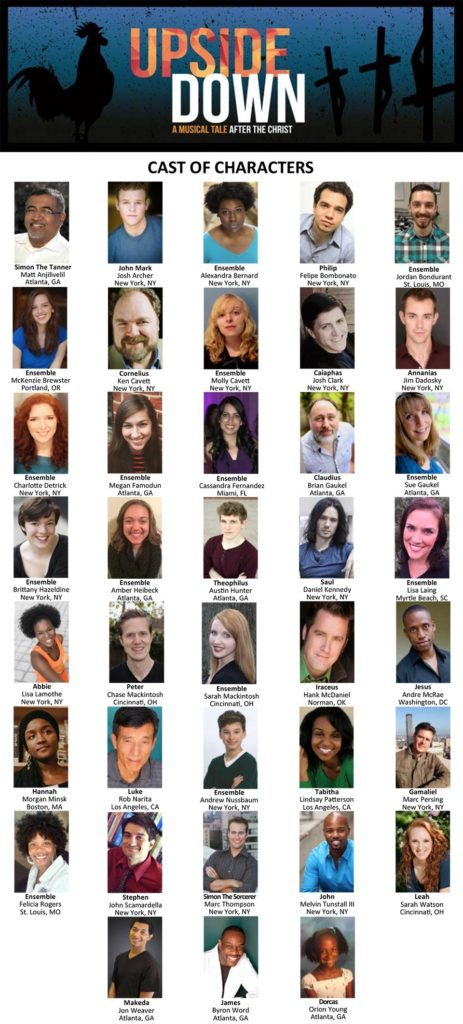 Cast announcement 2016