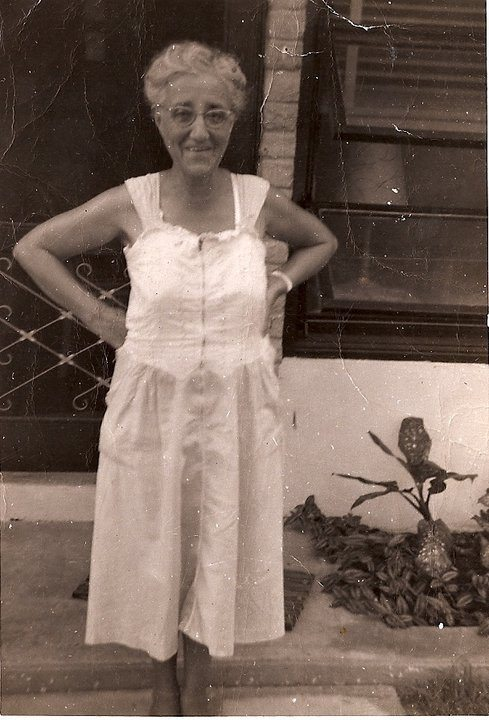 aunt hallie